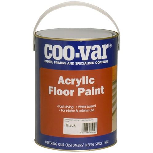 Coo Var Acrylic Floor Paint