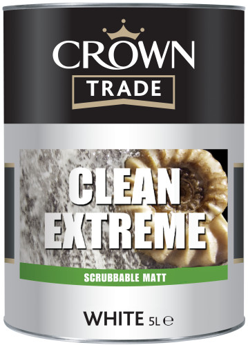 Crown Clean Extreme Scrubbable Emulsion