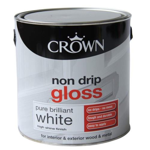 Crown Non Drip Gloss