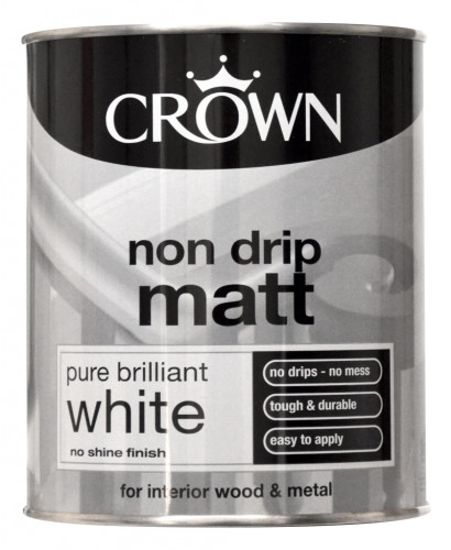 Crown Non Drip Matt