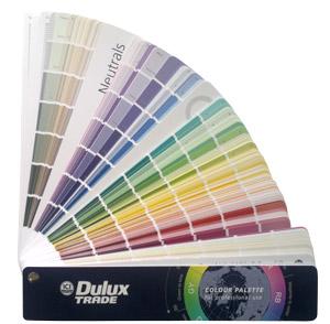 DULUX spalvų paletė