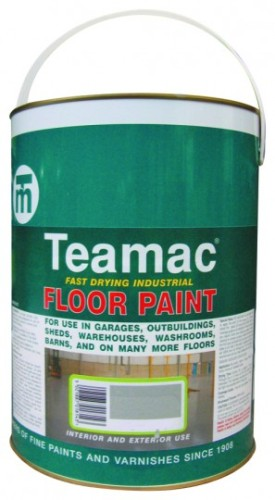 Teamac Floor Paint