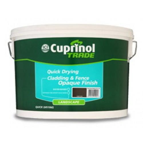10Cuprinol Trade Quick Drying Cladding