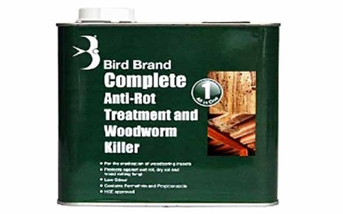 11Bird Brand Complete Anti-Rot Treatment