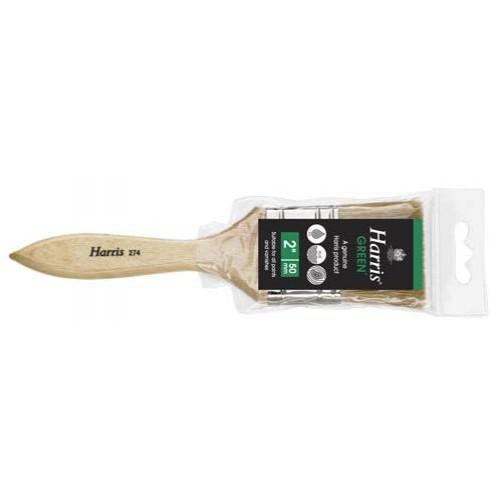 1Harris Green White Bristle