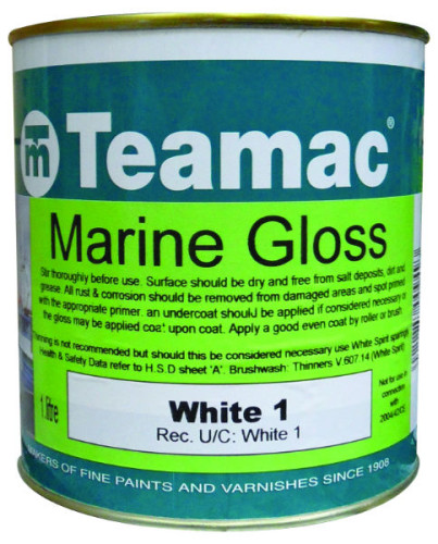 3TEAMAC MARINE GLOSS PAINT
