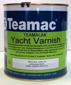 4Teamac Teamalak Yacht Varnish