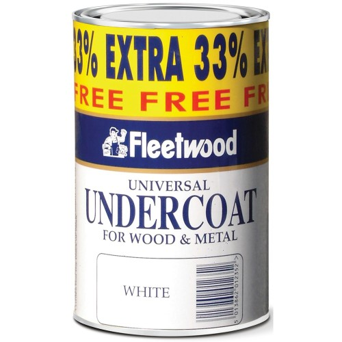 9Fleetwood Premium Quality Undercoat