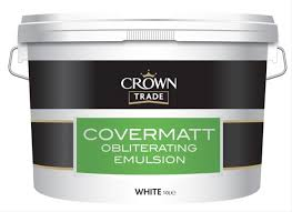 Crown covermatt emulsion